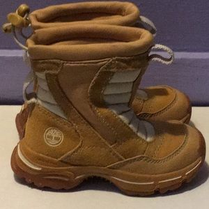 Timberlands little child size 6